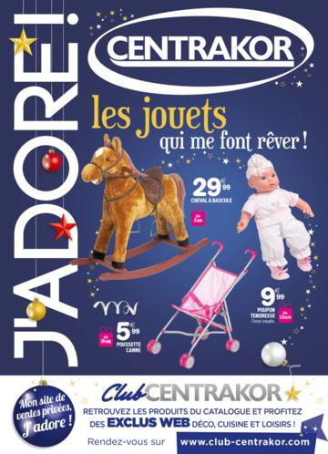 Catalogue Centrakor Noël 2015