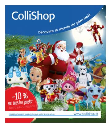 Catalogue Collishop Noël 2016