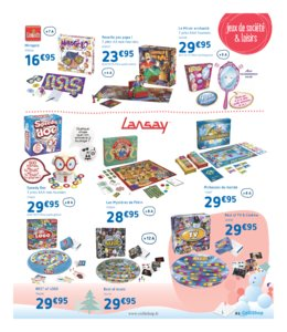 Catalogue Collishop Noël 2016 page 83