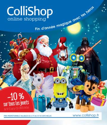 Catalogue Collishop Noël 2015