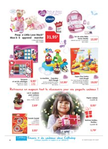 Catalogue Colruyt Noël 2015 page 6