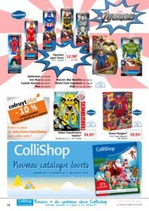 Catalogue Colruyt Noël 2016 page 10