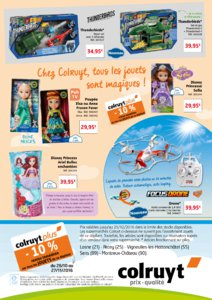 Catalogue Colruyt Noël 2016 page 20