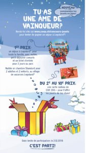 Catalogue Coop Suisse Noël 2018 page 2
