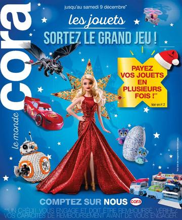 Catalogue Cora Noël 2017