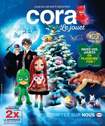 Catalogue Cora Noël 2018
