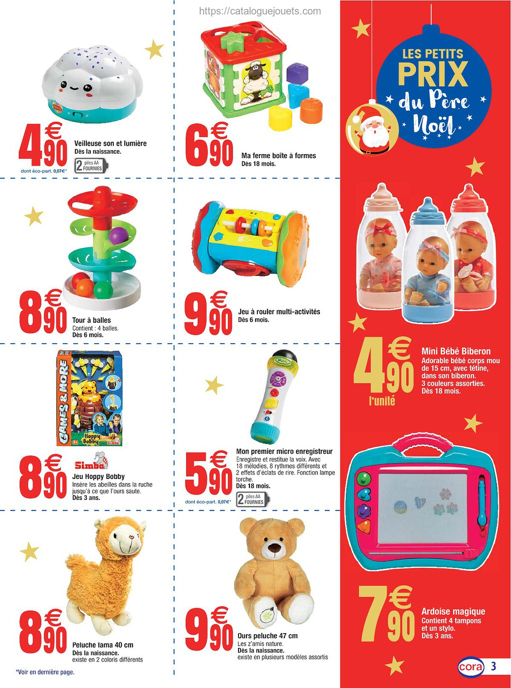 Catalogue Cora Noël 2019 Catalogue De Jouets