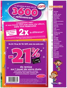 Catalogue Cora Luxembourg Noël 2017 (Magasin messancy) page 3