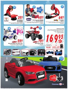 Catalogue Cora Luxembourg Noël 2017 (Magasin messancy) page 69