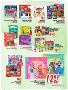 Catalogue Cora Luxembourg Noël 2017 (Magasin messancy) page 71