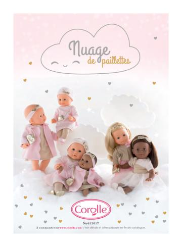 Catalogue Corolle Noël 2017