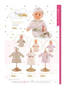 Catalogue Corolle Noël 2017 page 5