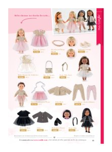Catalogue Corolle Noël 2017 page 21