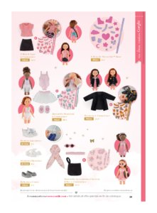 Catalogue Corolle Noël 2017 page 29
