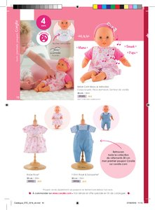 Catalogue Corolle Noël 2018 page 10