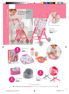 Catalogue Corolle Noël 2018 page 12