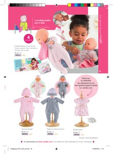 Catalogue Corolle Noël 2018 page 19