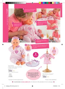 Catalogue Corolle Noël 2018 page 26