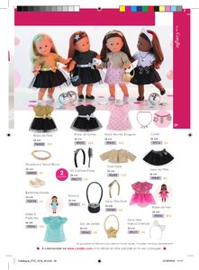 Catalogue Corolle Noël 2018 page 29