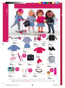 Catalogue Corolle Noël 2018 page 32