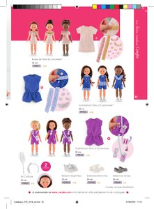 Catalogue Corolle Noël 2018 page 35