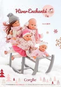 Catalogue Corolle Noël 2019 page 1