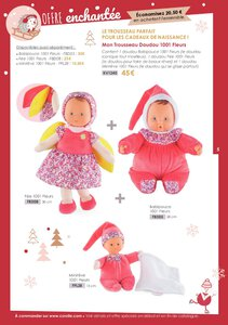 Catalogue Corolle Noël 2019 page 5