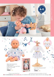 Catalogue Corolle Noël 2019 page 11