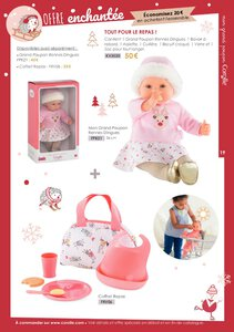 Catalogue Corolle Noël 2019 page 19