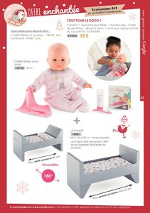 Catalogue Corolle Noël 2019 page 21