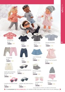 Catalogue Corolle Noël 2019 page 33
