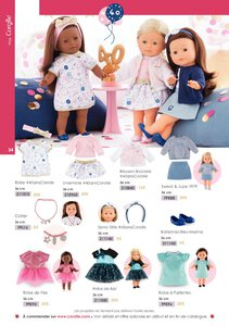 Catalogue Corolle Noël 2019 page 34