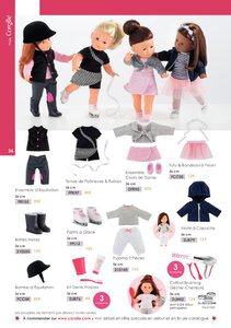 Catalogue Corolle Noël 2019 page 36