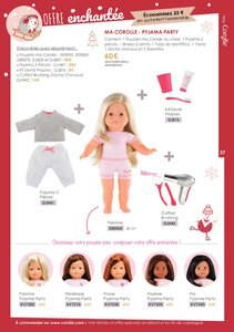 Catalogue Corolle Noël 2019 page 37