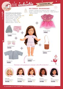 Catalogue Corolle Noël 2019 page 38