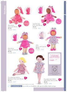Catalogue Corolle Noël 2020 page 6