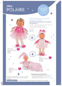 Catalogue Corolle Noël 2020 page 7
