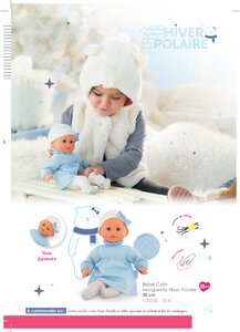 Catalogue Corolle Noël 2020 page 11