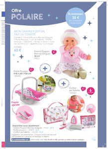 Catalogue Corolle Noël 2020 page 23
