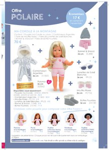 Catalogue Corolle Noël 2020 page 35
