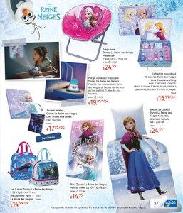 Catalogue Dreamland Belgique Noël 2016 page 37