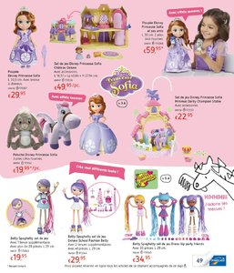 Catalogue Dreamland Belgique Noël 2016 page 49
