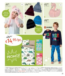 Catalogue Dreamland Belgique Saint Nicolas 2019 page 31