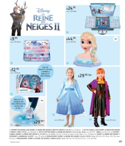 Catalogue Dreamland Belgique Saint Nicolas 2019 page 49