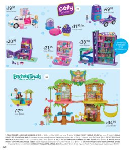 Catalogue Dreamland Belgique Saint Nicolas 2019 page 60