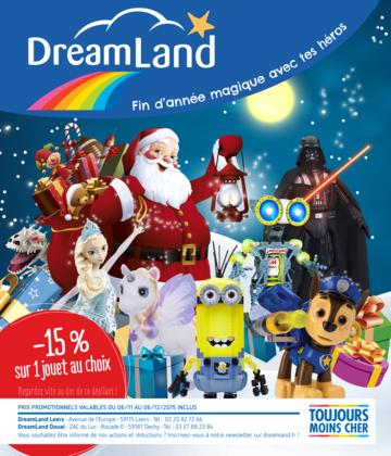 Catalogue Dreamland Noël 2015