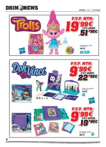 Catalogue Drim News 2018 page 2