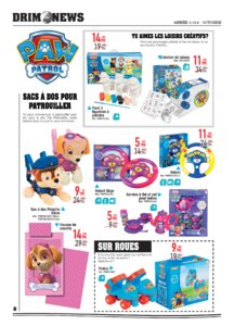 Catalogue Drim News 2018 page 8