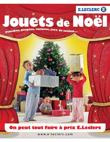 Catalogue E-Leclerc Noël 2007