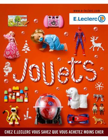 Catalogue E-Leclerc Noël 2012